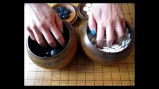 Download ASMR Tapping & Scratching 7: Go board & stones Video