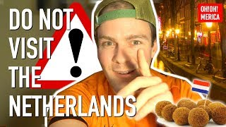 Download Don't visit the Netherlands. 20 Reasons why NOT. Video