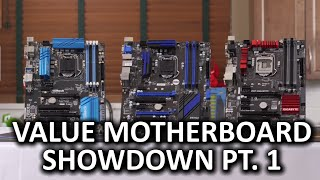 Download Bang for the Buck Z97 Motherboard Showdown Part 1 - Physical Overview Video