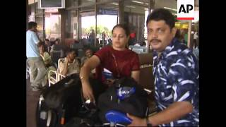 Download Indian airline ground crew strike strands thousands of passengers Video