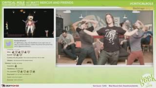 Download Matt Mercer Dances To Applause || Critical Role Dance Party Video