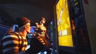 Download How to Steal from a Gold Vending Machine | Fortnite Short Film Video