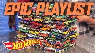 Download Wind, Water, Wheels! | The Epic Playlist | Hot Wheels Video