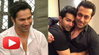Download Salman Khan Gifts Varun Dhawan Jeans From His Judwaa Wardrobe   Judwaa 2   20 Years Of Judwaa Video