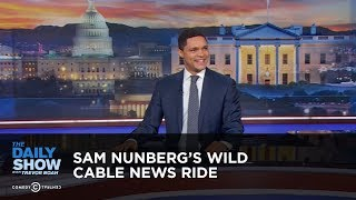 Download Sam Nunberg's Wild Cable News Ride - Between the Scenes: The Daily Show Video