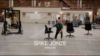 Download Spike Jonze Welcome Home - Apple HomePod Making Of From AdWeek - Behind The Scenes Video