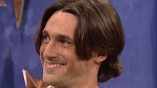 Download 25 Yr. Old Jon Hamm on ″The Big Date″ Game Show (1996) Video