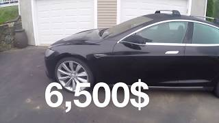 Download Worlds Cheapest Tesla Video