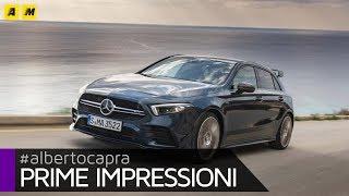 Download Mercedes-AMG A 35 4MATIC+   Belva gentile [ENGLISH SUB] Video