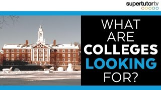 Download What Are Colleges Looking For? Tips for College Essays, Applications and Beyond Video