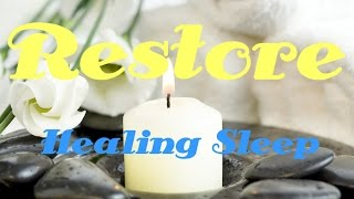 Download Restore | Sleep | Heal | Sub-Delta | Isochronic Tones | Binaural Beats Video