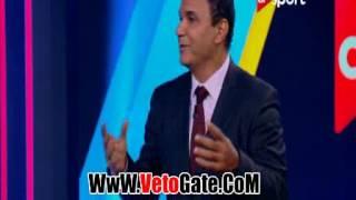 Download لحظة تقديم ″احمد الطيب″ على شاشه ON SPORT Video