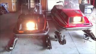 Download Yamaha Enticer 340's Video