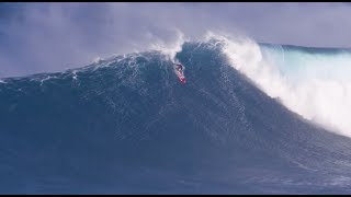 Download Surfing JAWS with my brother Ridge Video