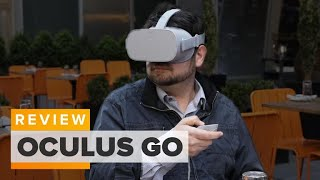 Download Oculus Go review: $199 standalone VR headset Video