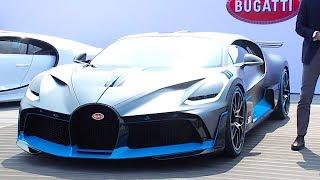 Download Bugatti DIVO REVIEW The $4 Million Hypercar Live World Premiere New Bugatti 2019 Hypercar Video Video