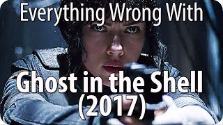 Download Everything Wrong With Ghost in the Shell (2017) Video