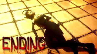 Download IS ALICE ANGEL DEAD NOW?! Bendy and the Ink Machine CHAPTER 4 ENDING Video