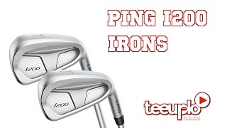 Download Ping i200 Irons tested by the Average Golfer & Joey da Tweet Video
