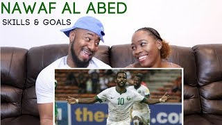 Download SAUDI ARABIAN MAESTRO NAWAF AL ABED SKILLS AND GOALS REACTION Video
