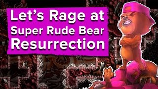 Download Ian rages at Super Rude Bear Resurrection gameplay Video