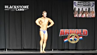 Download Jason Genova At The Arnold Classic! 2017 Video