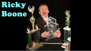 Download Inspiring Words From a Disabled Magician Made Me Cry - Ricky D. Boone Video
