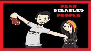 Download DEAR DISABLED PEOPLE Video