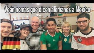 Download Alemanes mandan mensajito a los Mexicanos después del partido. Video