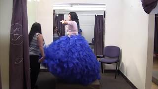 Download ¿Cómo ponerte tu vestido de Quinceañera? Video