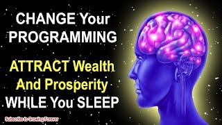 Download ABUNDANCE Affirmations while you SLEEP! Program Your Mind Power for WEALTH & PROSPERITY!! Video