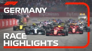 Download 2018 German Grand Prix: Race Highlights Video