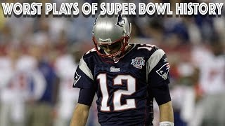 Download Worst Plays of Super Bowl History | NFL Highlights Video