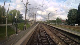 Download Voyage en cabine d'une Z20500 (Z2N) de PARIS EST à CHÂTEAU-THIERRY Video