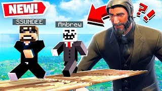 Download FORTNITE MURDER RETURNS!! Minecraft Modded Mini Game Video