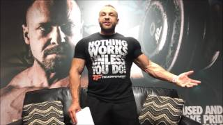Download SARMS vs Anabolics Video