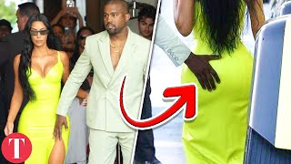 Download 10 Strict Rules Kanye West Makes Kim Kardashian Follow That Proves He's JEALOUS Video