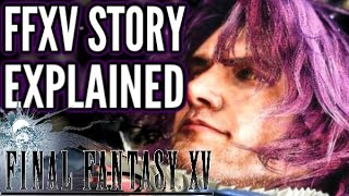 Download The ending of Final Fantasy XV, Noctis' true name and Ardyn's story explained (FFXV Spoilers) Video