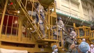 Download Как провожают космонавтов Video