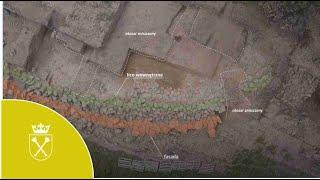 Download Archeologia UJ: osiedle obronne na Górze Zyndrama Video