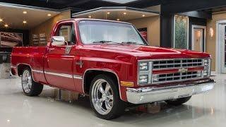 Download 1985 Chevrolet Silverado For Sale Video