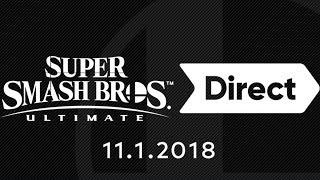 Download Super Smash Bros Ultimate Direct LIVE REACTION Video