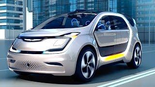 Download Chrysler Portal Autonomous Electric Car World Premiere CES 2017 Chrysler Electric CARJAM TV Video
