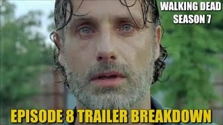 Download The Walking Dead Season 7 Episode 8 Trailer Breakdown Preview & Predictions Video