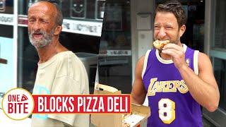 Download Barstool Pizza Review - Blocks Pizza Deli (Miami) Video