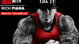 Download Piana Uncensored! LIVE with RICH PIANA! Video
