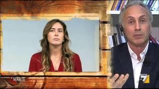 Download L'intervista di Floris a Marco Travaglio Video
