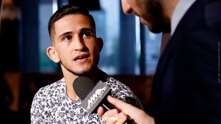 Download UFC 211: Sergio Pettis Thinks Win Over Henry Cejudo Will Lead to Demetrious Johnson - MMA Fighting Video