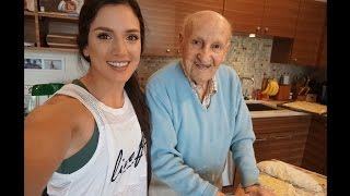 Download 105 Year Old Shares the Secret to Longevity Video