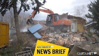 Download Rutland Problem House Demolished Video